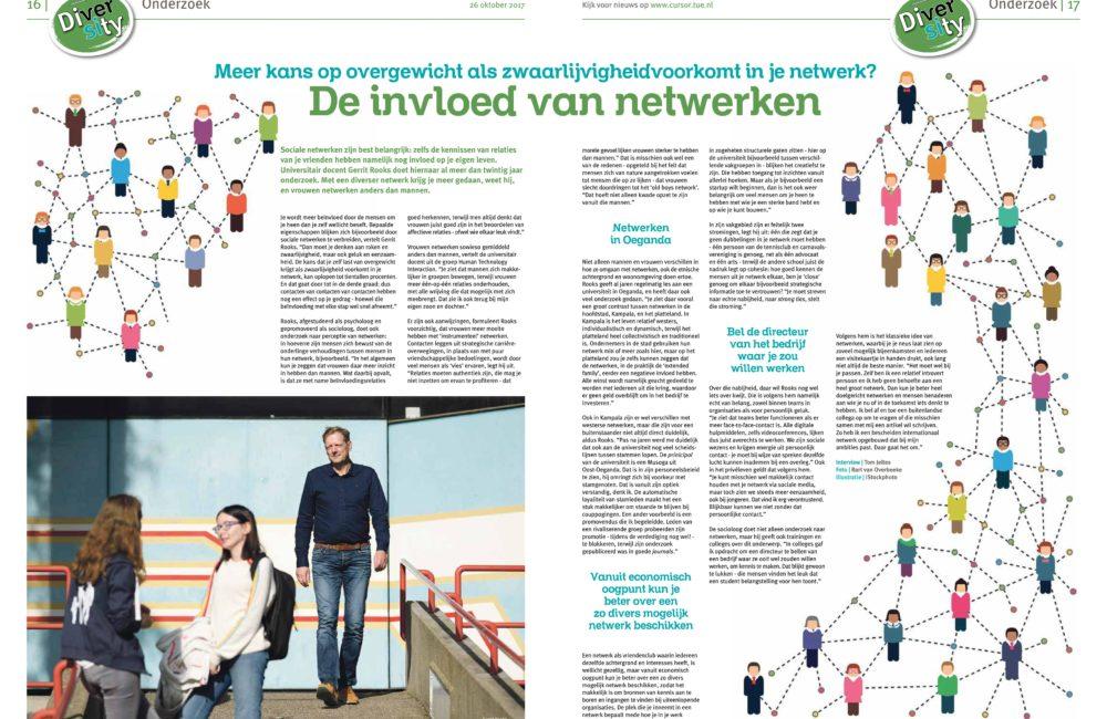 artikel Gerrit invloed van netwerken